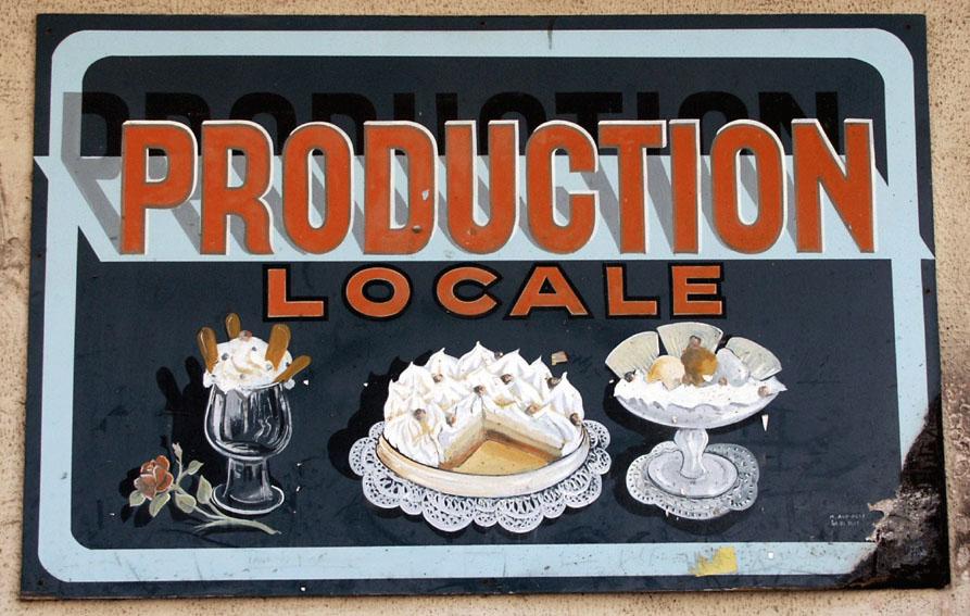 plaque prod locale